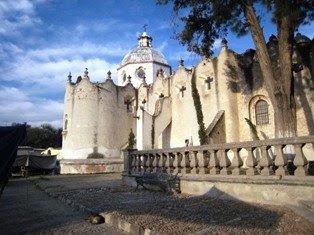 Atotonilco – New World Heritage Site