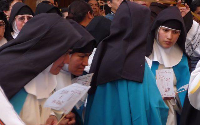 Miss Smartypants, Bells a Ringing, Franciscan Processions