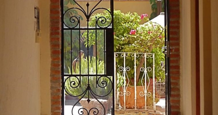 Decorative Iron, Lots of Color