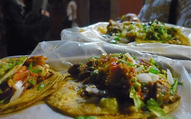 The Best Tacos In Town