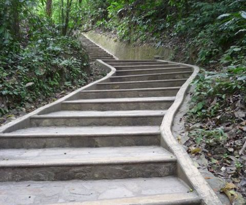 Palenque Ruins, Creepy Spiders and on to San Cristobal