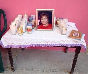 Maricela, Rest in Peace