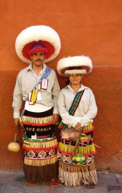 Festival of San Miguel Parade
