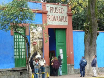 Casa Azul, Frida's House