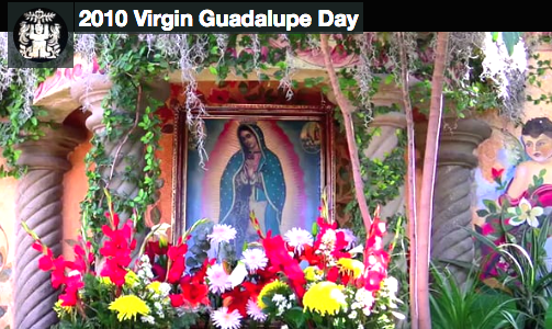 Follow up to Virgin of Guadalupe