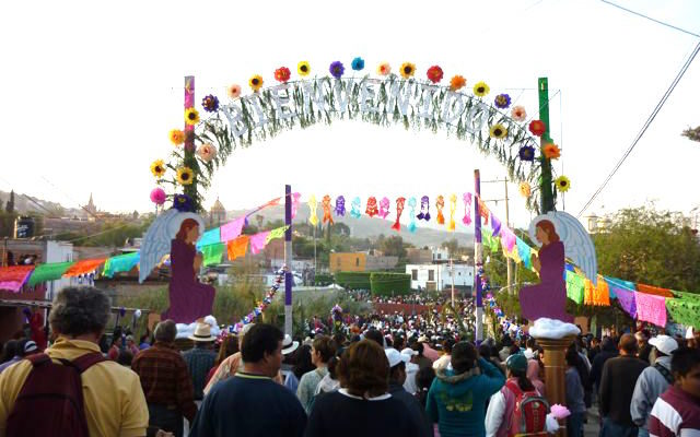 Pilgrimage from Atotonilco to San Miguel