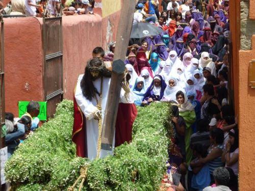 Semana Santa Processions